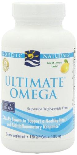 Nordic Naturals Omega  Fish Oil Strawberry
